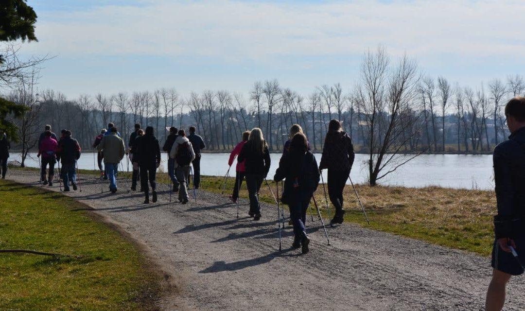Nordic walking je ta správná volba!