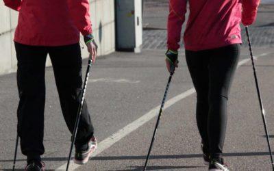 Vydejte se s námi na některou z procházek nordic walking